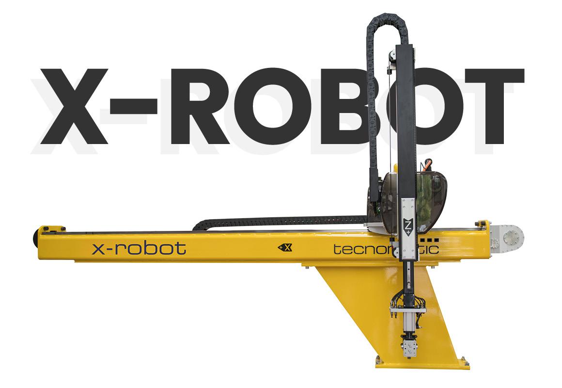 robot cartesiano Xrobot CNC