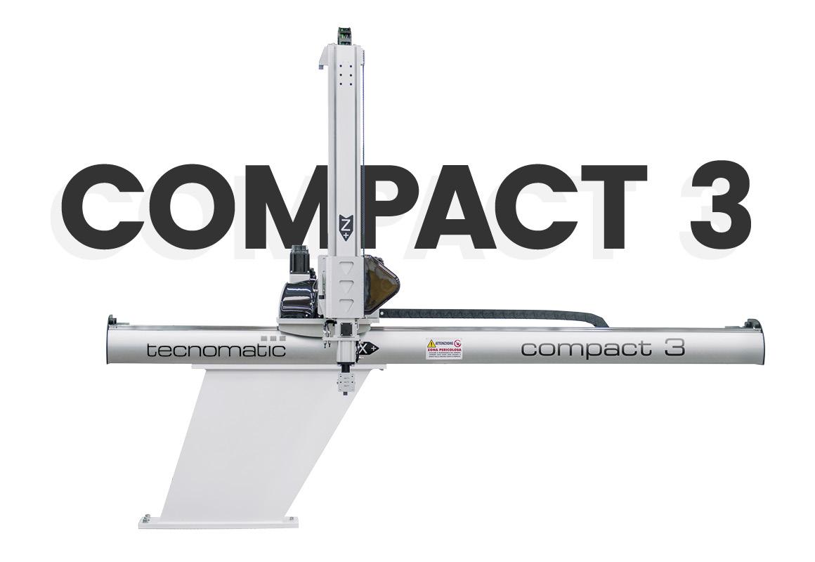 robot compact cartesiano