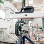 robot industriale tecnomatic