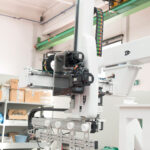 robot industriale side